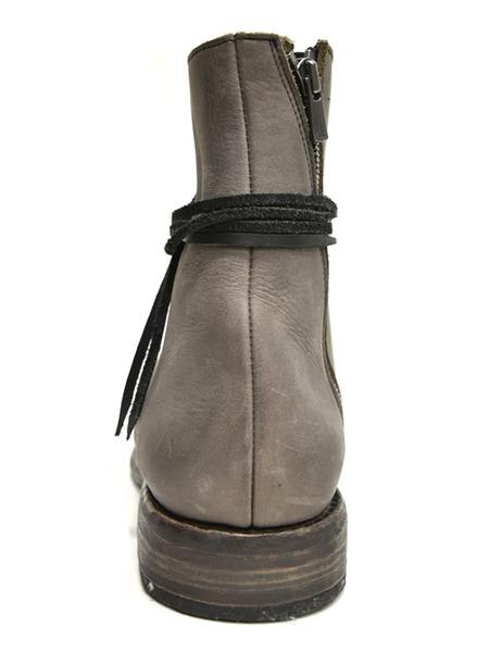 Portaille GRAY boots  通販 GORDINI008