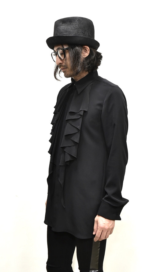 GalaabenD Frill Shirt 通販 GORDINI002