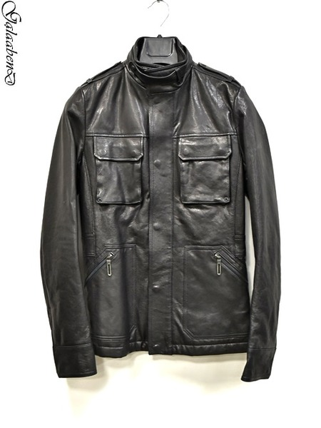 Galaabend leather item 通販 GORDINI001