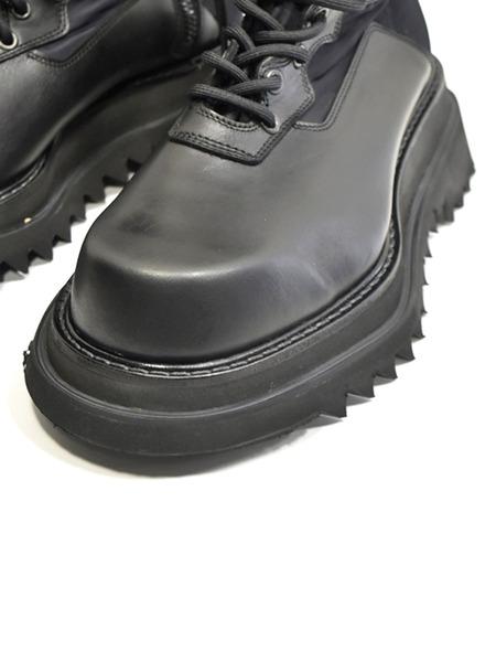 JULIUS military boots  通販 GORDINI003