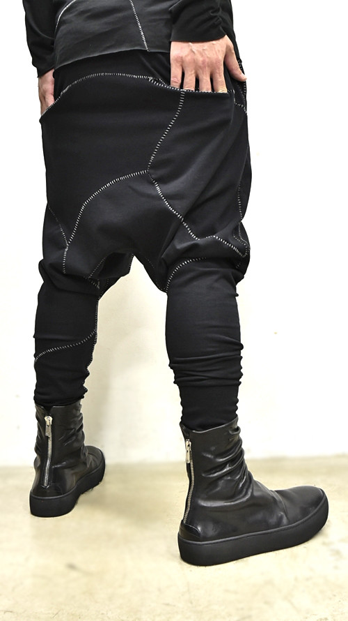 IROFUSI 別注 罅割 Sarrouel Pants 通販 GORDINI004