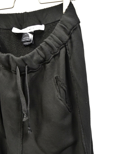 primordial crotch pants black 通販 GORDINI002