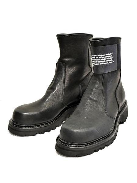 JULIUS boots 通販 GORDINI001
