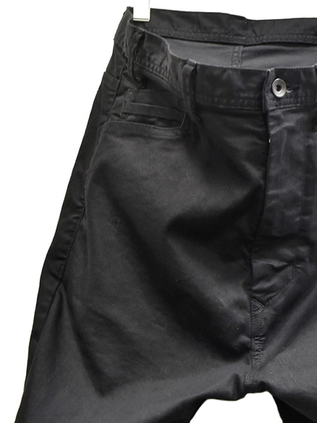 JULIUS arched pants 通販 GORDINI002 insta coorde