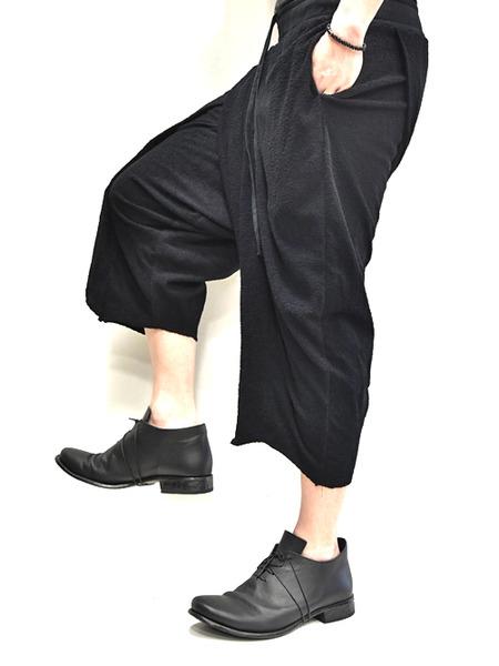 JULIUS creased PANTS 着用 通販 GORDINI008