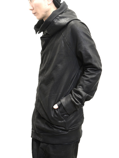 JULIUS coated zipup parka 通販 GORDINI010