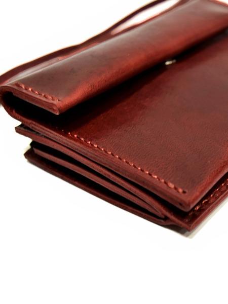 Portaille red purse2 通販 GORDINI012