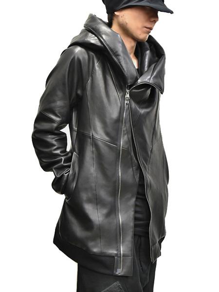 JULIUS leather PARKA 通販 GORDINI012