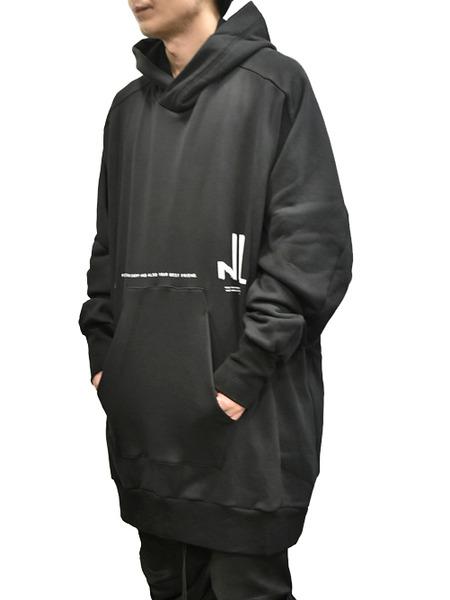 NIL big hoodie 着用 通販 GORDINI007