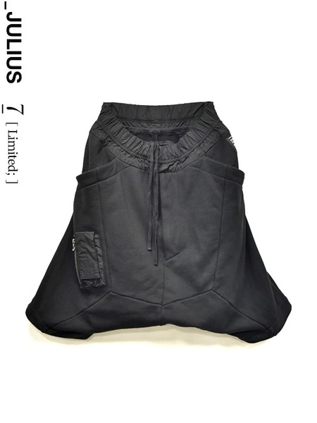 JULIUS overclotch pants 通販 GORDINI001
