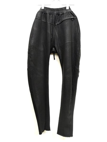 JULIUS coated rider pants 通販 GORDINI004
