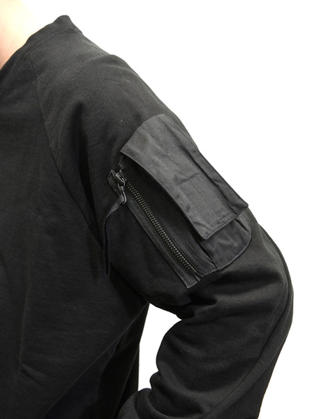 JULIUS タクティカルスウェットシャツ 通販 GORDINI008