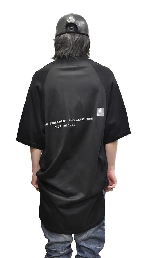 NILS Kamon Round T WHITE 通販 GORDINI004