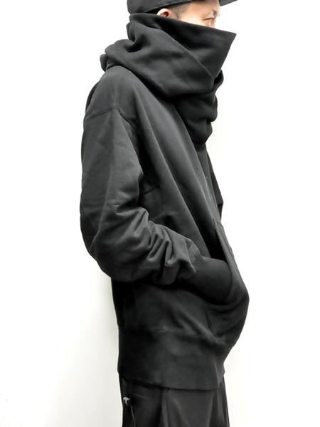 JULIUS パーカー 黒 通販 GORDINI006
