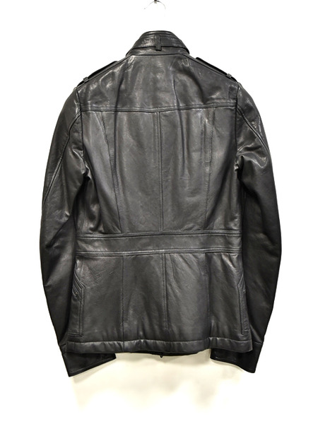 Galaabend leather item 通販 GORDINI007