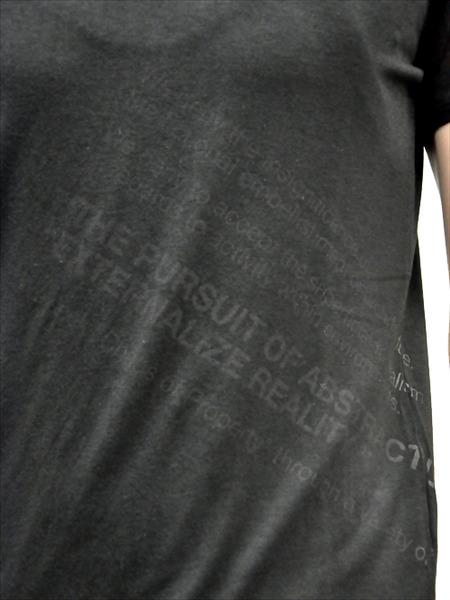 JULIUS ユリウス 別注 プリント Tシャツ カットソー 通販 GORDINI012