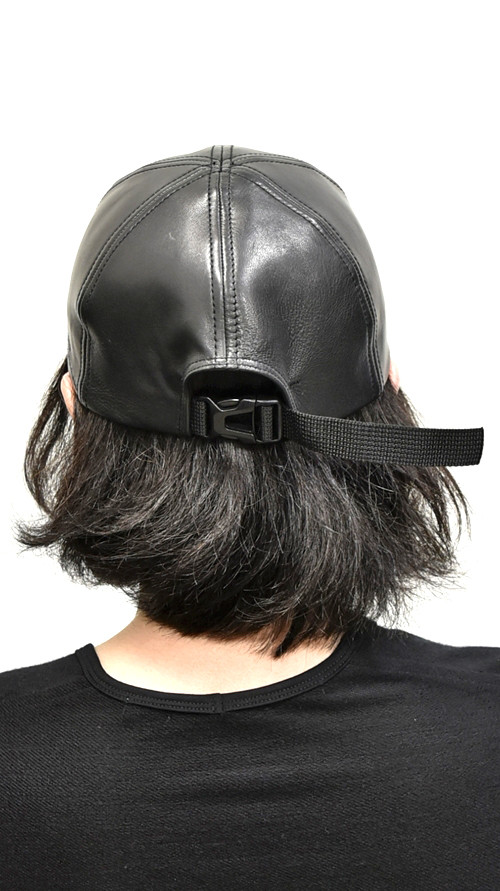 JULIUS  Leather Cap 通販 GORDINI005