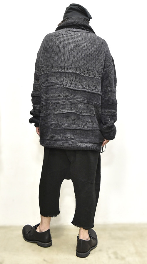 Nostra Pullover Knit 通販 GORDINI009