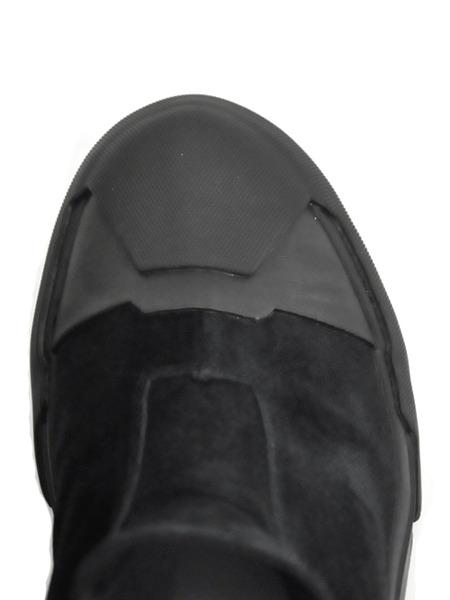 JULIUS スニーカー レザー黒 通販 GORDINI010