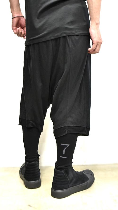 NIL JULIUS leggings blog 通販 GORDINI013