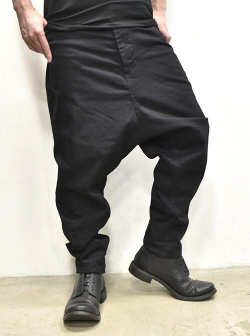 JULIUS Low Crotch Baggy 通販 GORDINI002