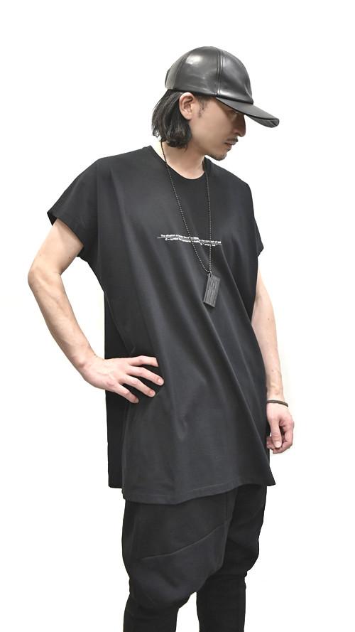 """NILøS Back """"家紋"""" T-Shirt 着用 通販 GORDINI002"""