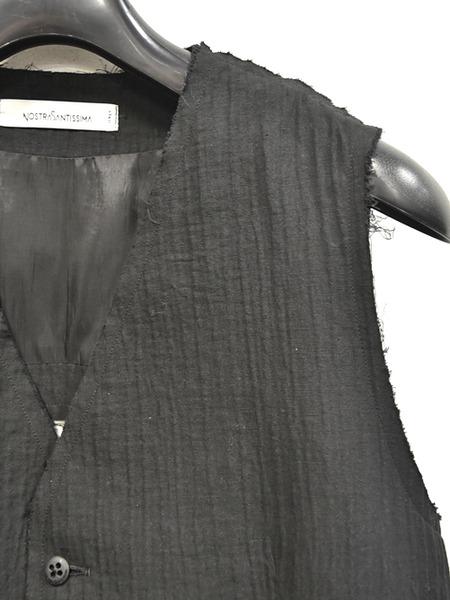 Nostrasantissima vest 通販 GORDINI002