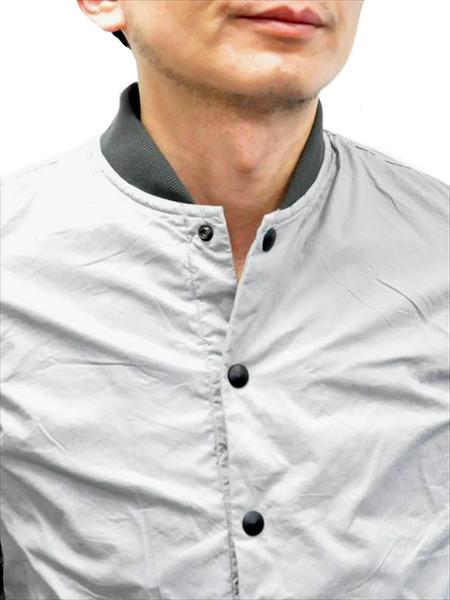ripvanwinkle ボンディングロングシャツ 通販 GORDINI009
