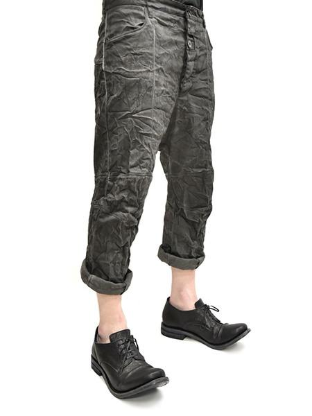 Nostrasantissima drop crotch pants通販 GORDINI002