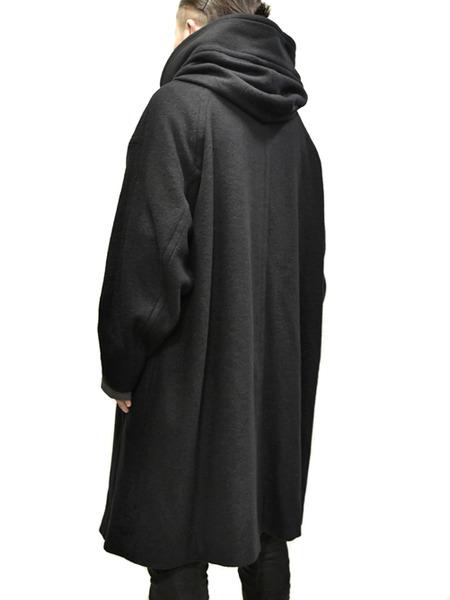 JULIUS hooded coat 着用 通販 GORDINI004 insta coorde