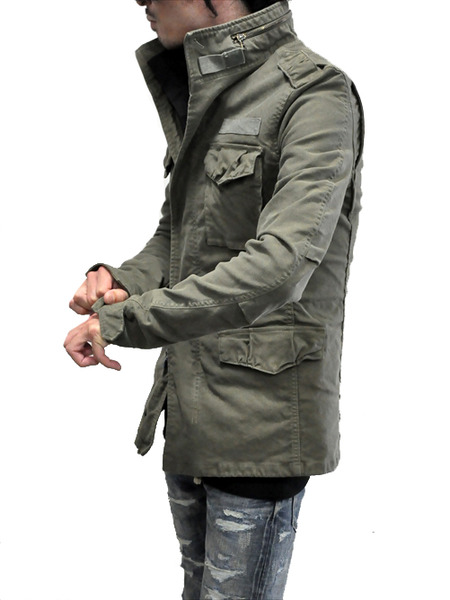 wjk M65 フィールドジャケット 通販 GORDINI010