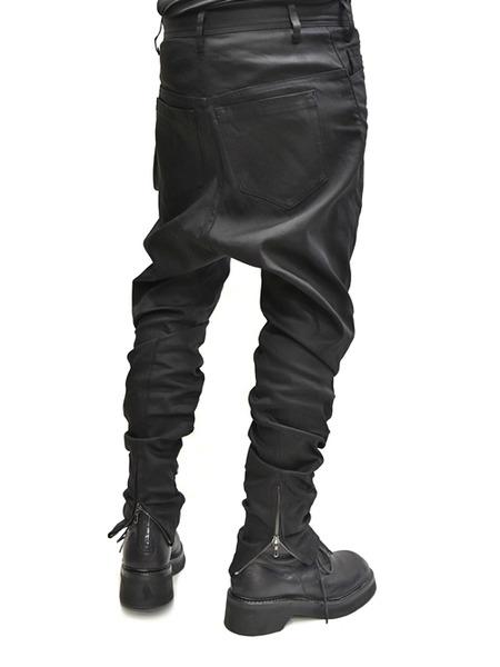 JULIUS crotch pants 着用 通販 GORDINI012