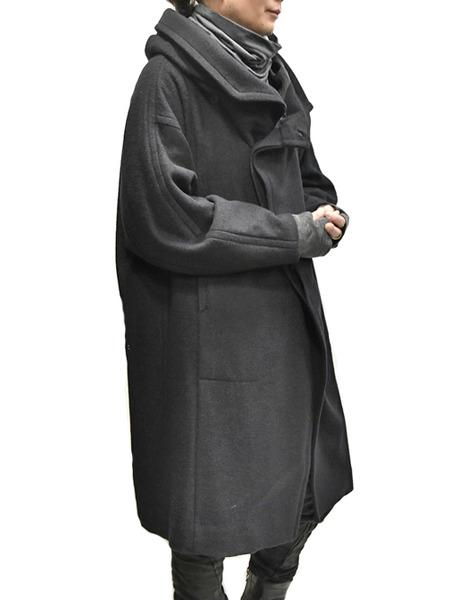 JULIUS hooded coat 着用 通販 GORDINI008 insta coorde