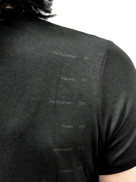 JULIUS ユリウス 別注 プリント Tシャツ カットソー 通販 GORDINI006