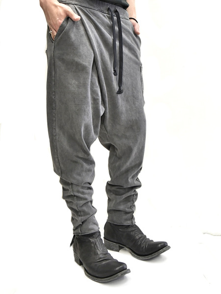 primordial cargo pants gray 通販 GORDINI013
