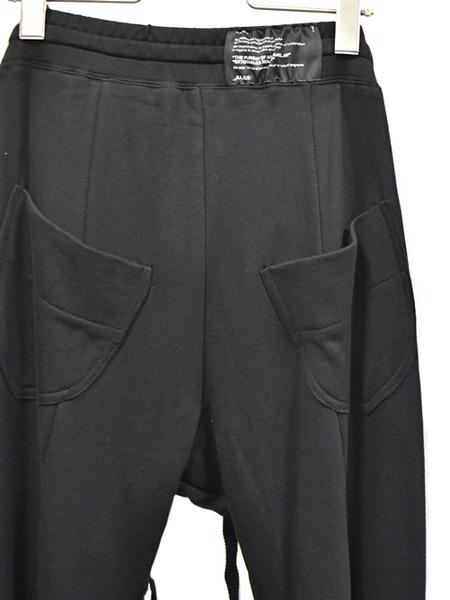 JULIUS bending easy pants 通販 GORDINI005