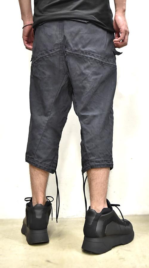 Reconstruction Military Pants 通販 GORDINI004