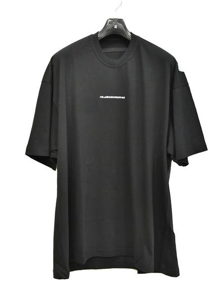 NILøS Back Print T-Shirt 通販 GORDINI007