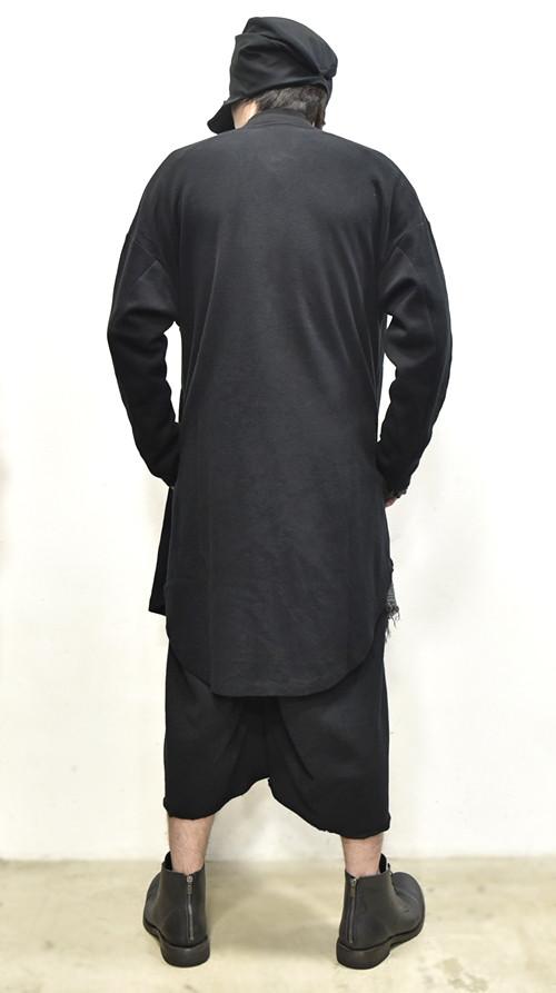JULIUS Drape Gown 通販 GORDINI009
