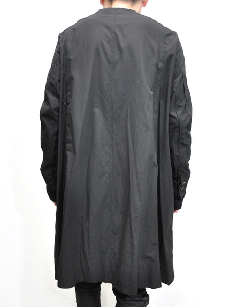 JULIUS カラーレスシャツコート 通販 GORDINI005