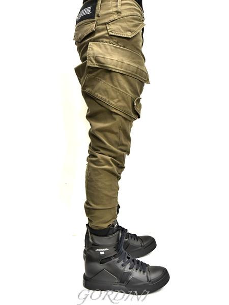 JULIUS ガスマスク khaki 通販 GORDINI004のコピー