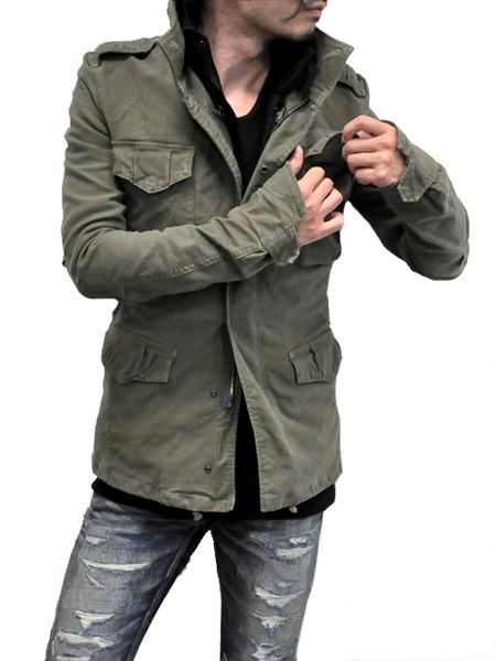 wjk M65 フィールドジャケット 通販 GORDINI011