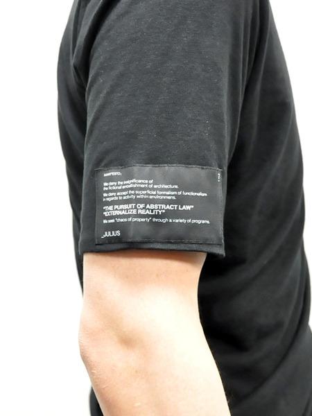 JULIUS limited シャーリングカットソー 通販 GORDINI010