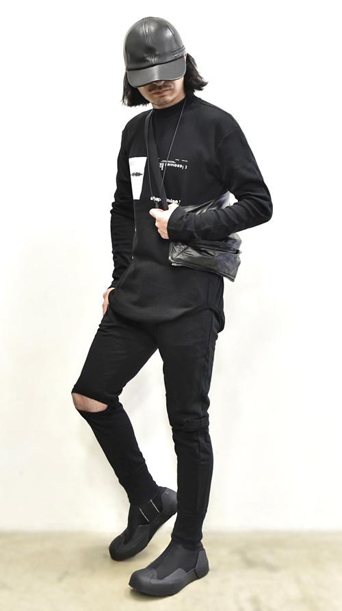 JULIUS Long Sleeve Shirt 通販 GORDINI009