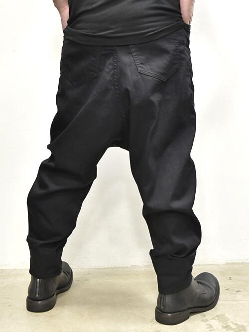 JULIUS Low Crotch Baggy 通販 GORDINI004