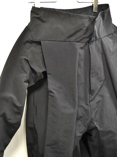 JULIUS sleeve pants black 通販 GORDINI002