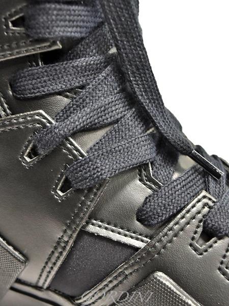 JULIUS スニーカー 黒 通販 GORDINI016のコピー