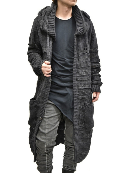 Nostra KNIT HOODED COAT 通販 GORDINI009