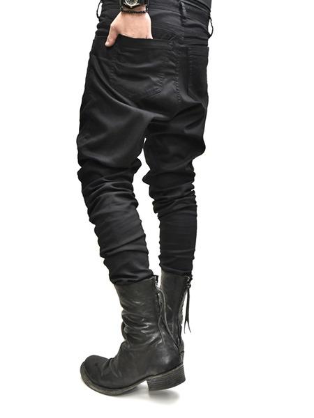 JULIUS arched pants  着用 通販 GORDINI006