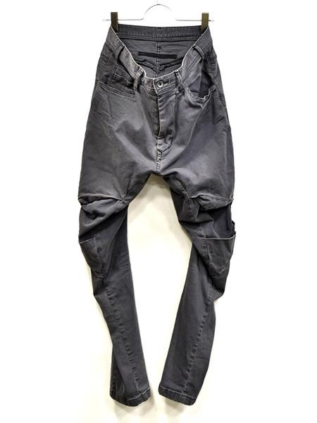 JULIUS rider pants ch 通販 GORDINI001